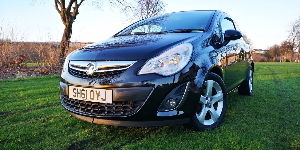 used Vauxhall Corsa SXI in fife