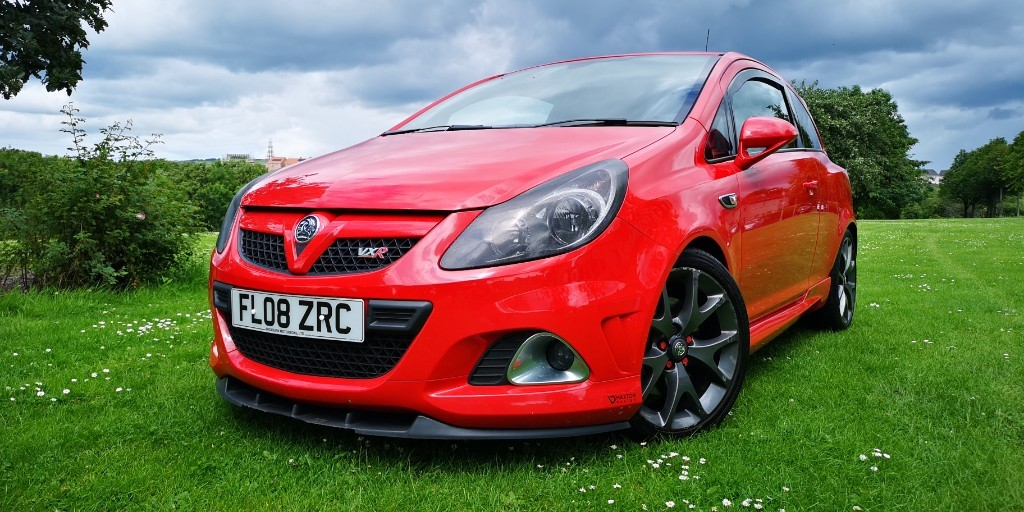 used Vauxhall Corsa VXR in fife