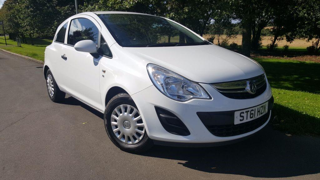 used Vauxhall Corsa S ECOFLEX in fife