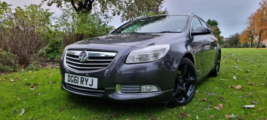used Vauxhall Insignia SRI VX-LINE CDTI in fife