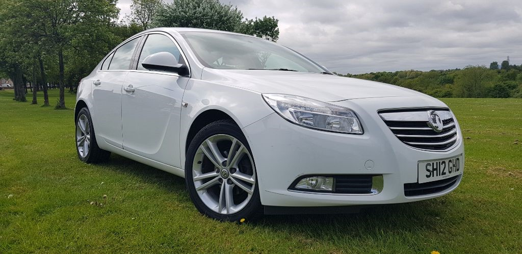 used Vauxhall Insignia EXCLUSIV CDTI in fife