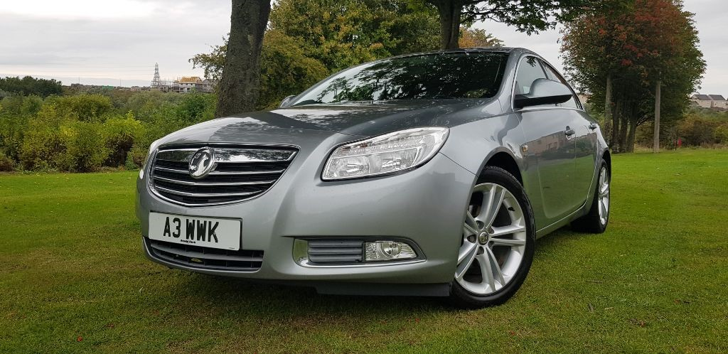 used Vauxhall Insignia SRI in fife