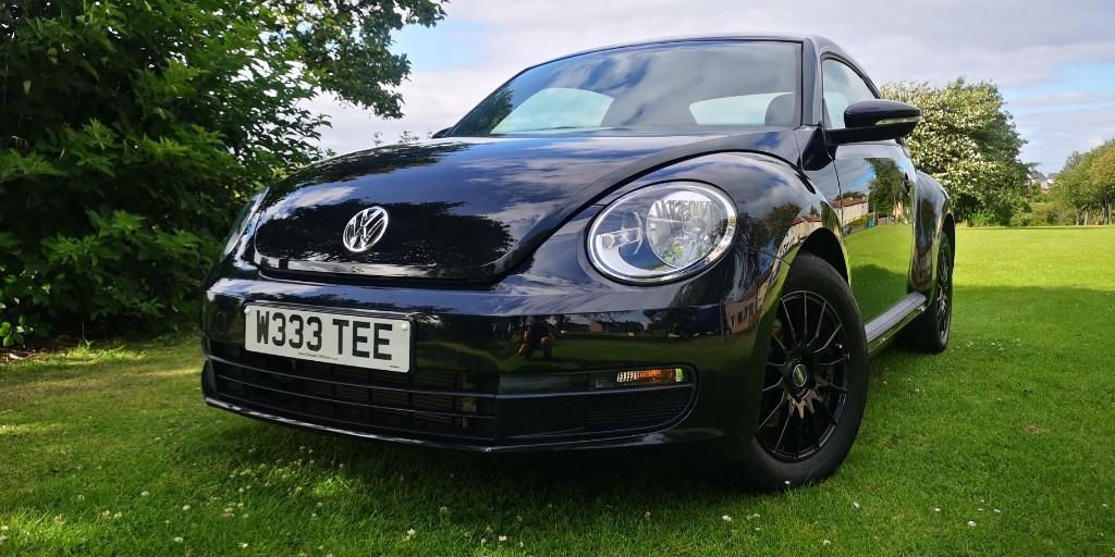 used VW Beetle TDI BLUEMOTION TECHNOLOGY in fife