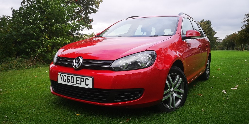 used VW Golf SE TDI BLUEMOTION in fife