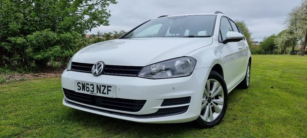 used VW Golf SE TDI BLUEMOTION TECHNOLOGY DSG in fife