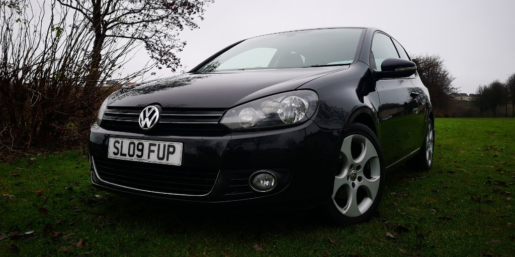 used VW Golf GT TDI in fife
