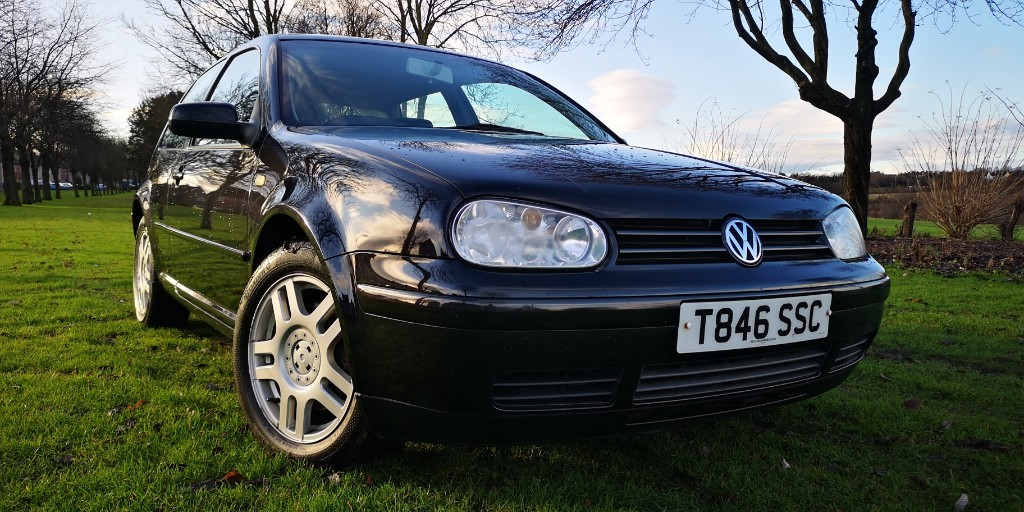 used VW Golf GTI T in fife