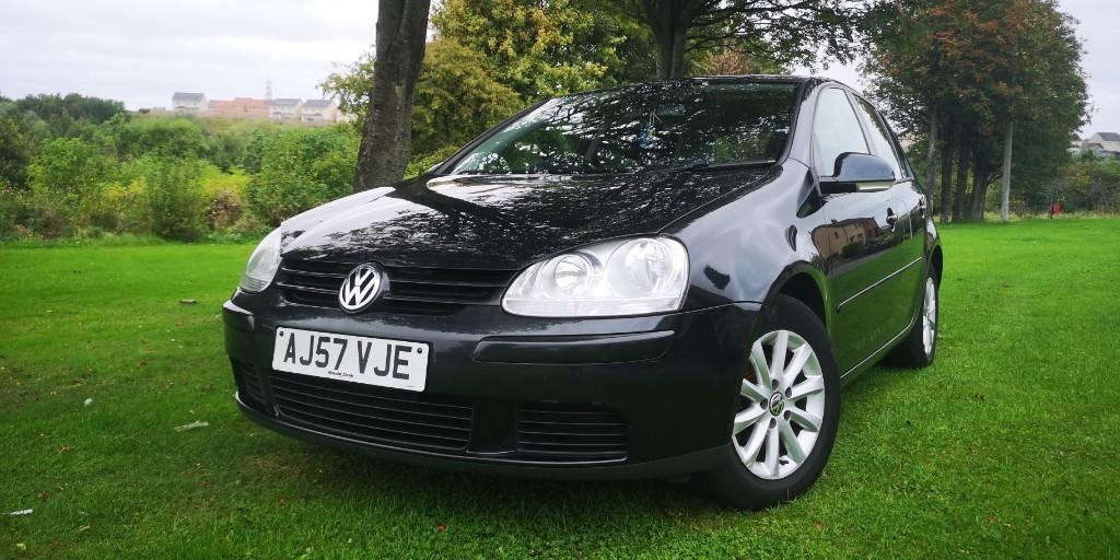 used VW Golf MATCH FSI 115 in fife
