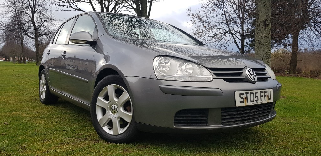 used VW Golf SPORT TDI (105BHP) in fife