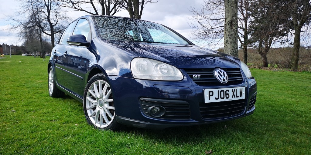 used VW Golf GT TDI 140 in fife