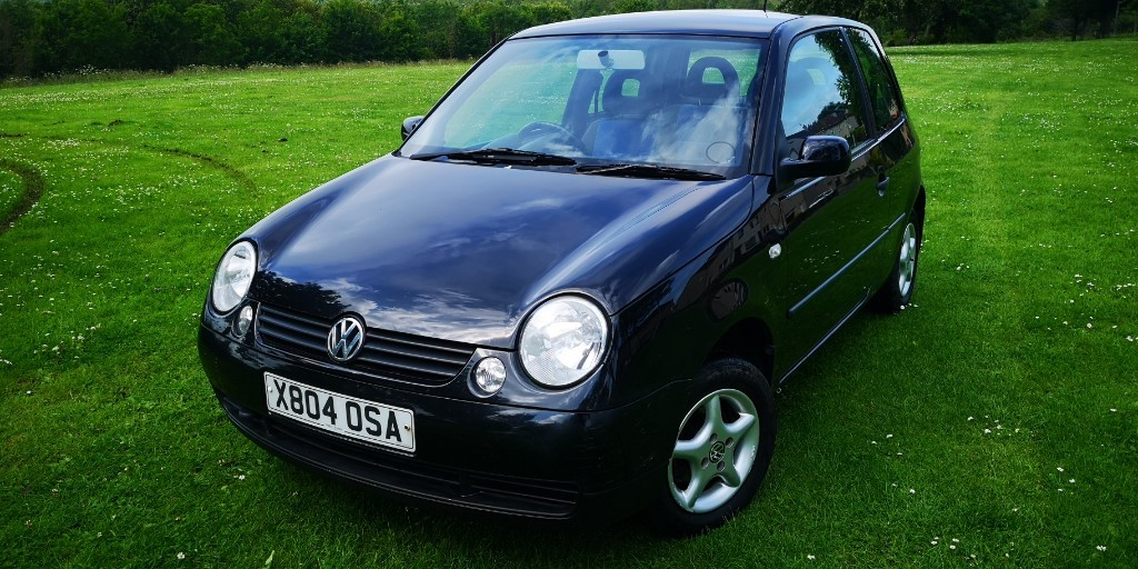used VW Lupo E in fife