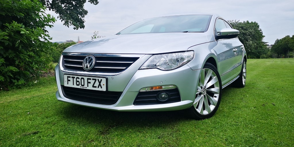 used VW Passat TDI CC in fife