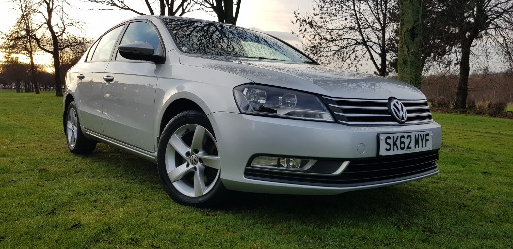 used VW Passat S TDI BLUEMOTION TECHNOLOGY in fife