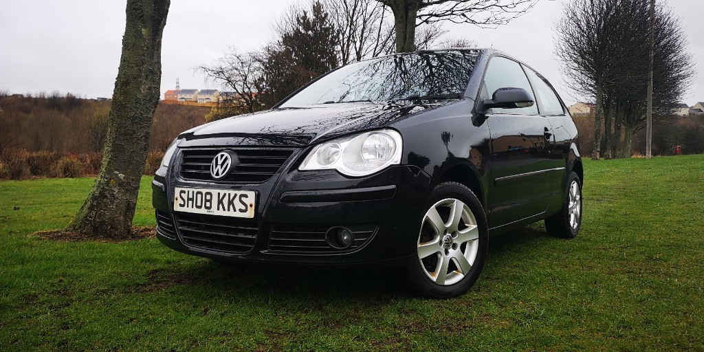 used VW Polo MATCH (70BHP) in fife