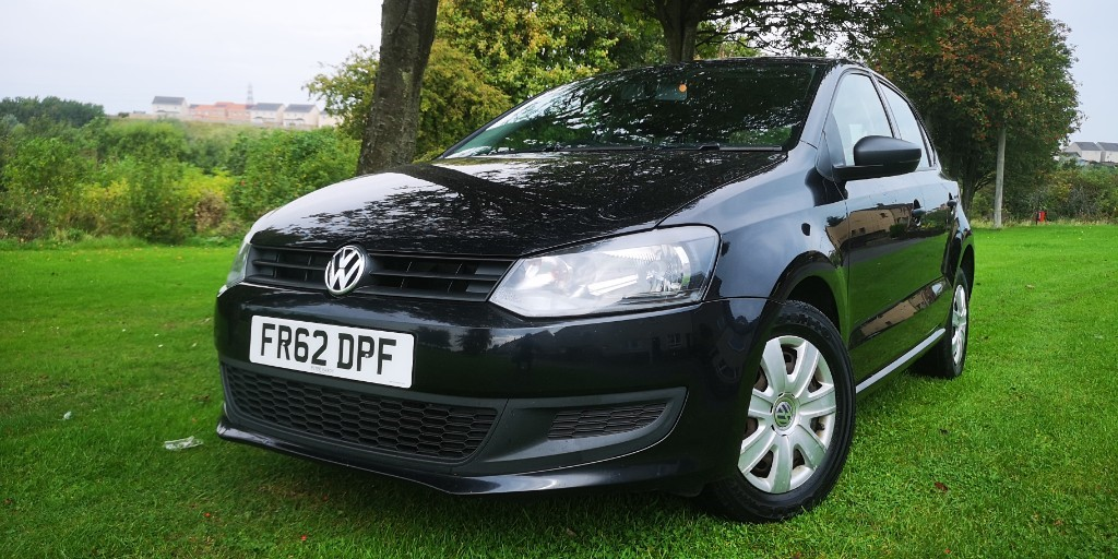 used VW Polo S AC in fife