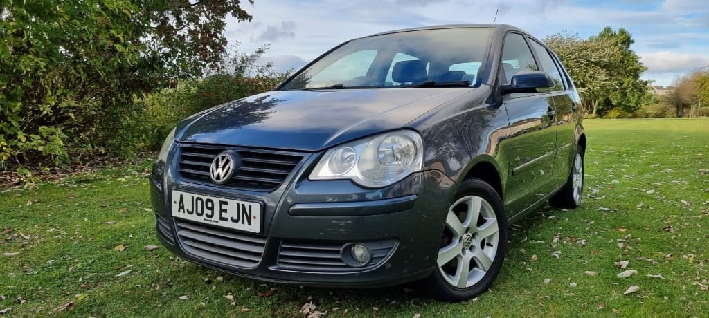used VW Polo MATCH (60BHP) in fife
