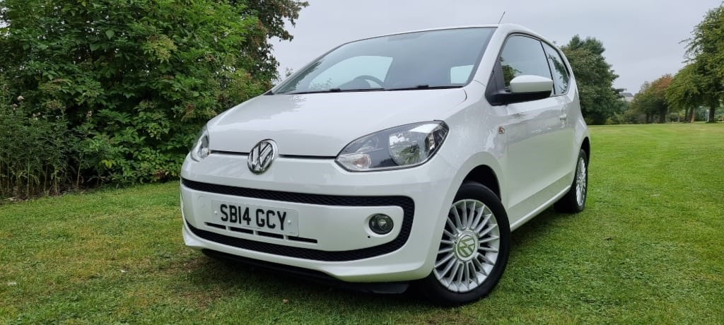 used VW Up HIGH UP in fife