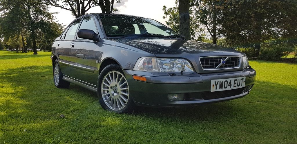 used Volvo S40 SE D in fife