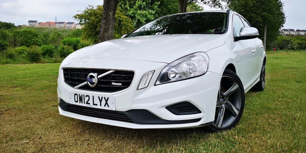used Volvo V60 DRIVE R-DESIGN START/STOP in fife