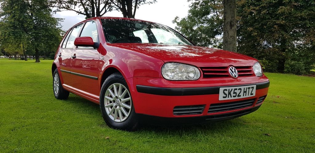 used VW Golf E in fife