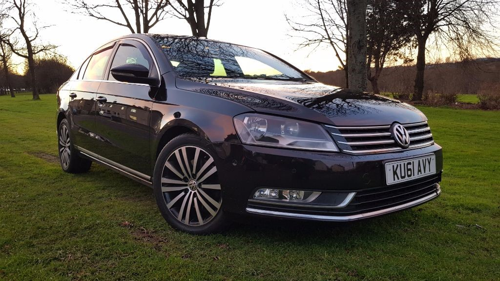 used VW Passat SPORT TDI BLUEMOTION TECHNOLOGY DSG in fife