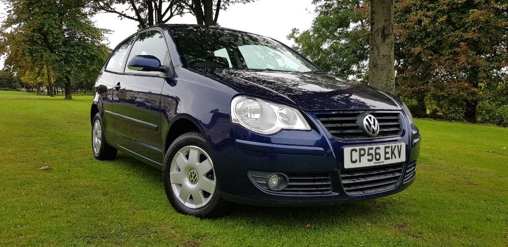used VW Polo S TDI in fife