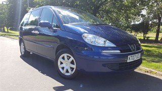 Peugeot 807 for sale
