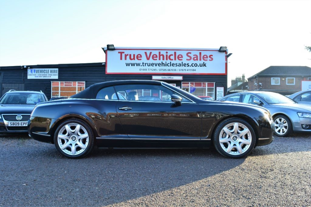used Bentley Continental GTC  in Suffolk