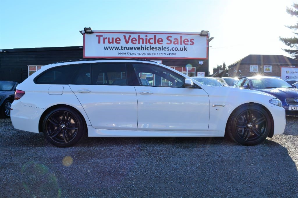 used BMW 535d M SPORT TOURING in Suffolk