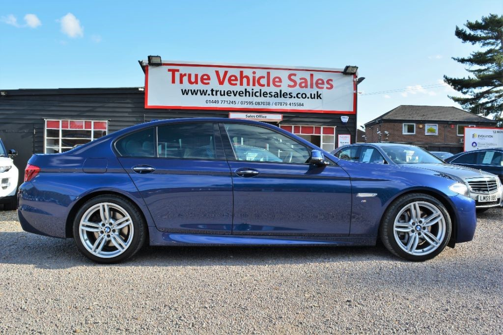 used BMW 535d M SPORT in Suffolk