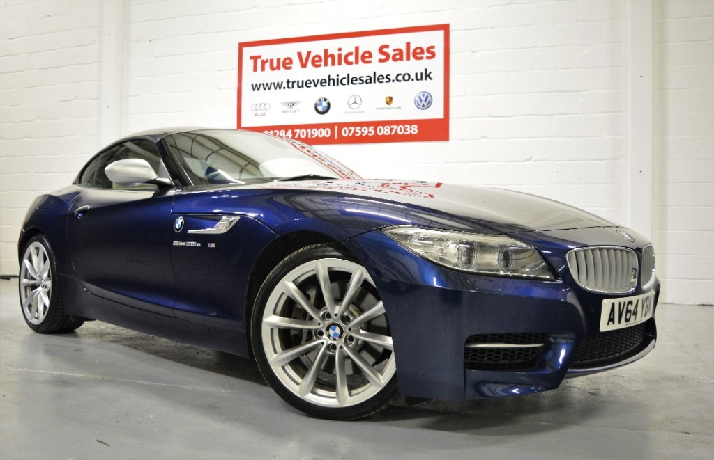 used BMW Z4 SDRIVE35IS ROADSTER in Suffolk