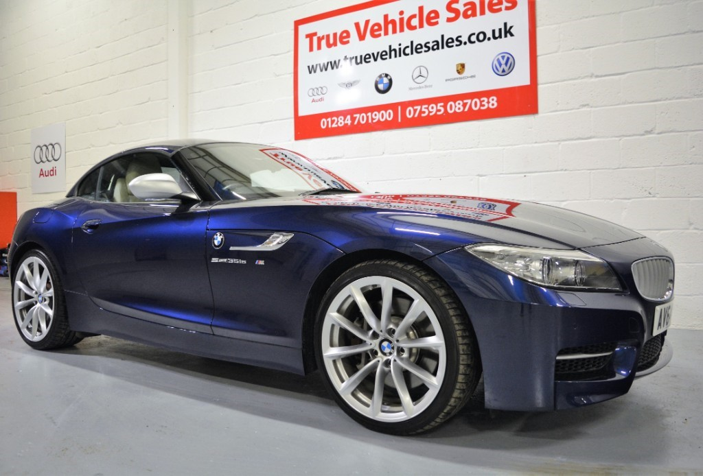 bmw z4 true vehicle sales ltd suffolk. Black Bedroom Furniture Sets. Home Design Ideas