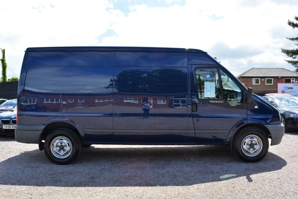 used Ford Transit 350 SAPPHIRE SHR in Suffolk