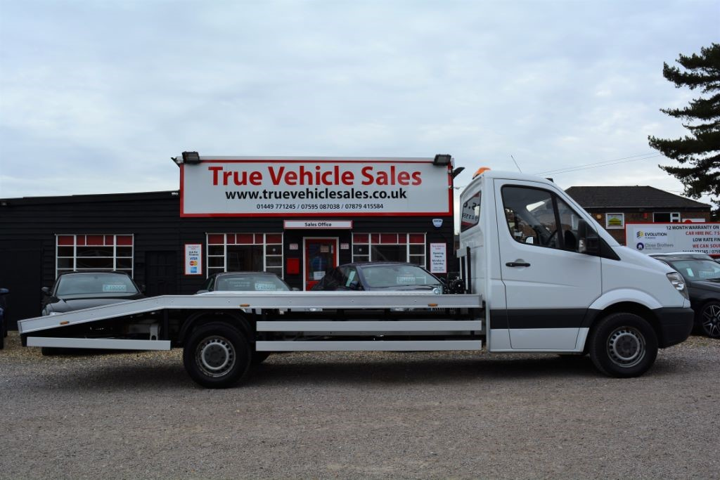 used Mercedes Sprinter 313 CDI LWB in Suffolk