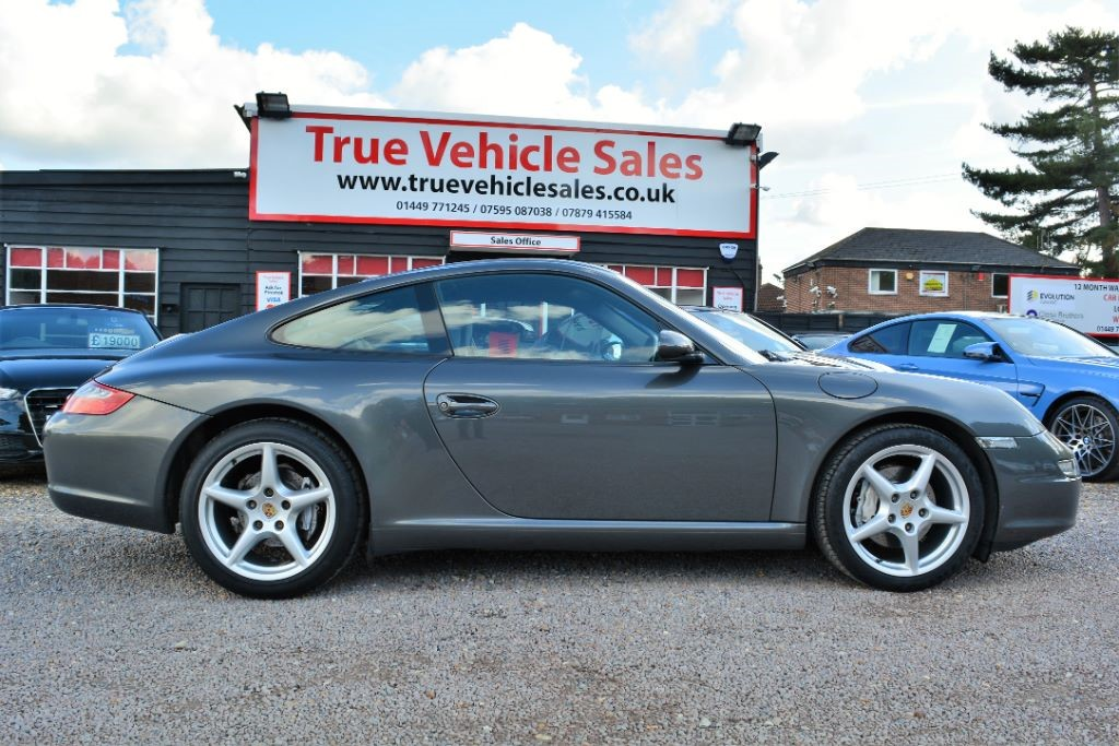 used Porsche 911 CARRERA 2 TIPTRONIC S in Suffolk