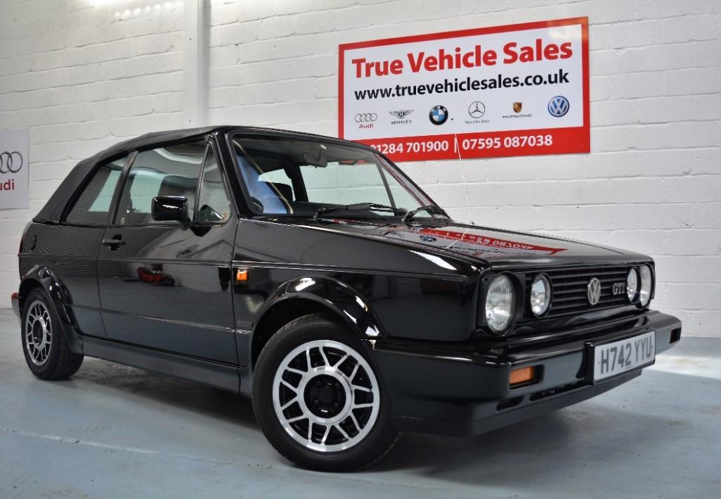 used VW Golf CABRIO GTI in Suffolk