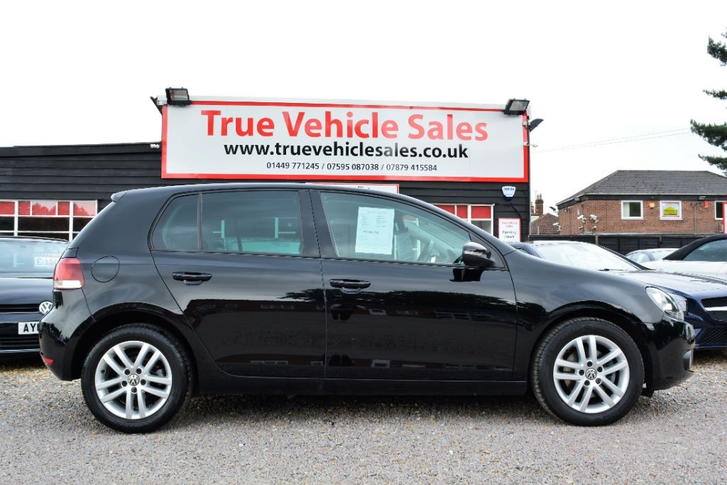 used VW Golf GT TDI BLUEMOTION TECHNOLOGY in Suffolk