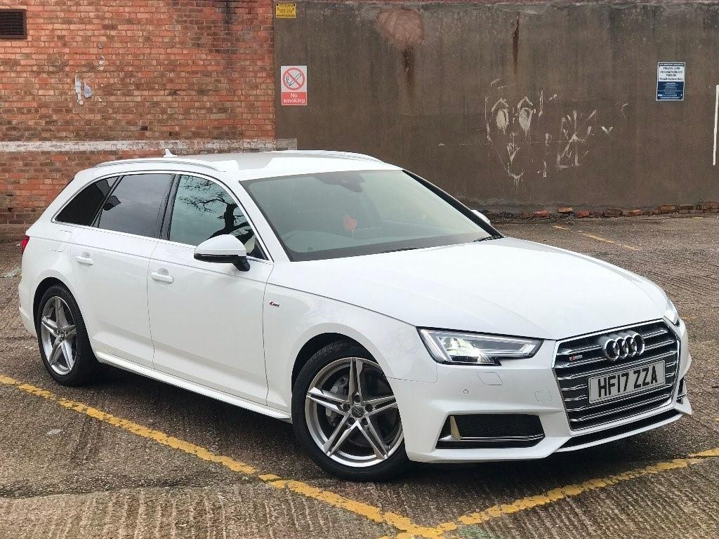 used Audi A4 Avant TDI S Line Avant Tronic 5dr (start/stop) in in-birmingham