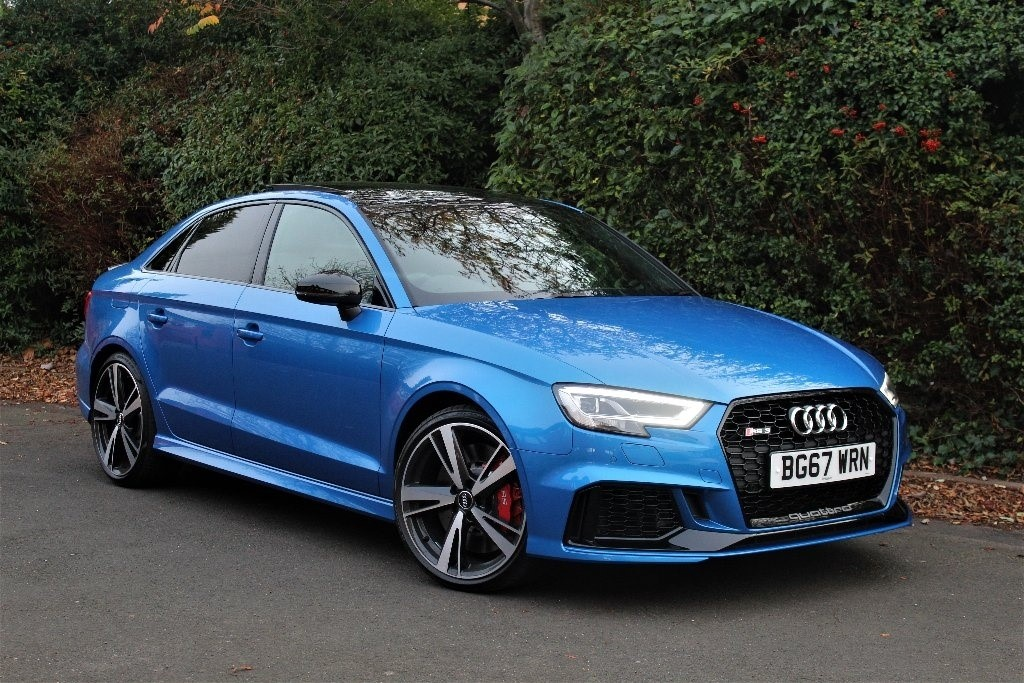 used Audi RS3 TFSI Saloon S Tronic Quattro 4dr in in-birmingham