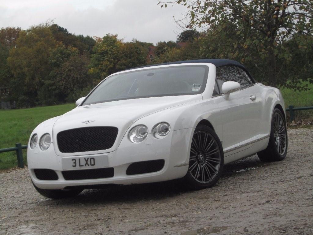 used Bentley Continental GTC 2dr in in-birmingham