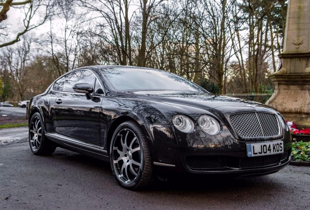 used Bentley Continental GT 2dr in in-birmingham