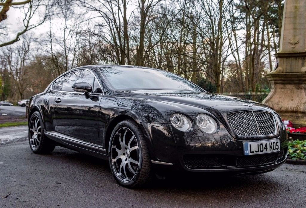 used Bentley Continental GT 2dr in in-birmingham