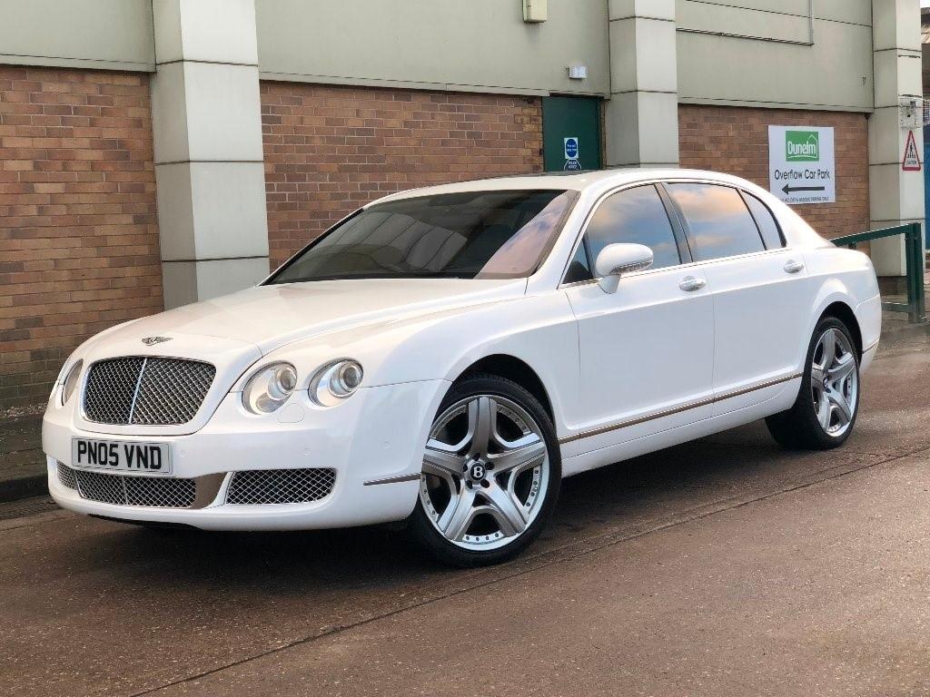 used Bentley Flying Spur 4dr in in-birmingham