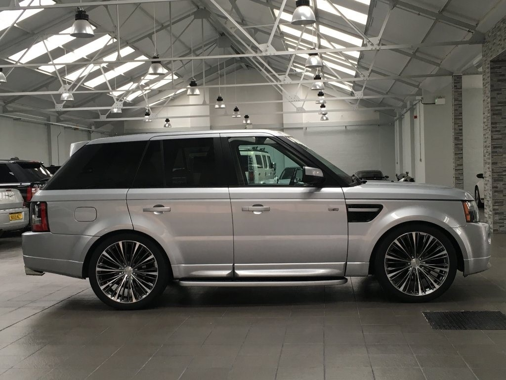 land rover range rover sport td v6 se 5dr for sale. Black Bedroom Furniture Sets. Home Design Ideas