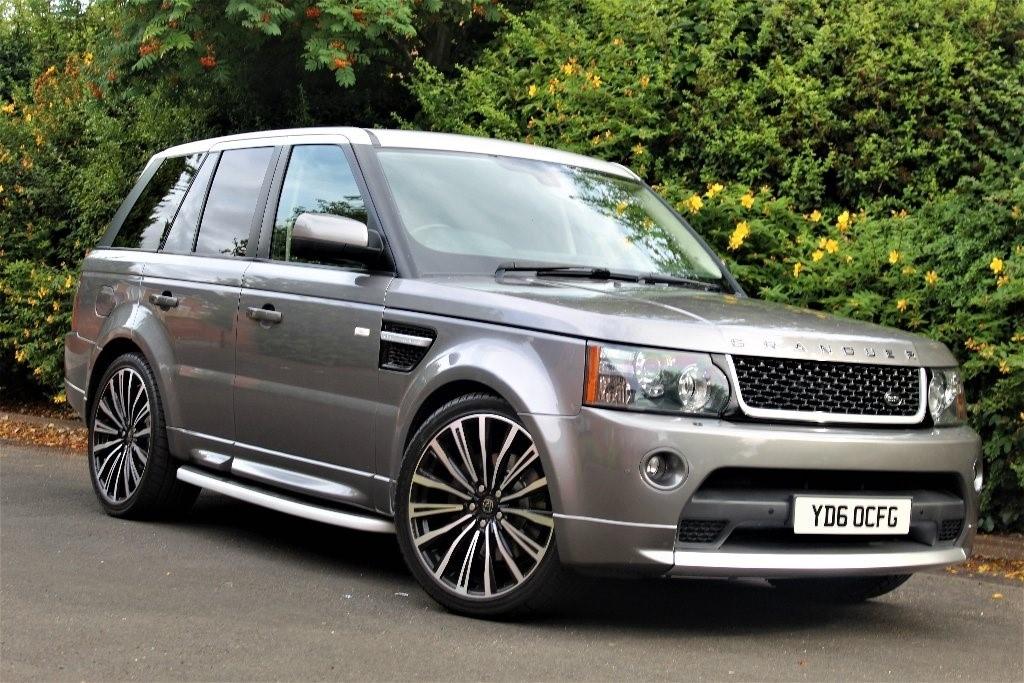 used Land Rover Range Rover Sport TD V6 HSE 5dr in in-birmingham