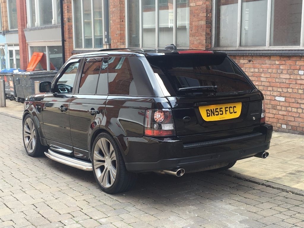 land rover range rover sport 2 7 td v6 se 5dr for sale. Black Bedroom Furniture Sets. Home Design Ideas
