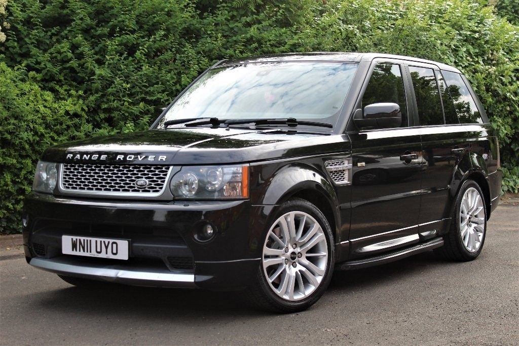 used Land Rover Range Rover Sport TD V6 HSE 5dr in in-birmingham