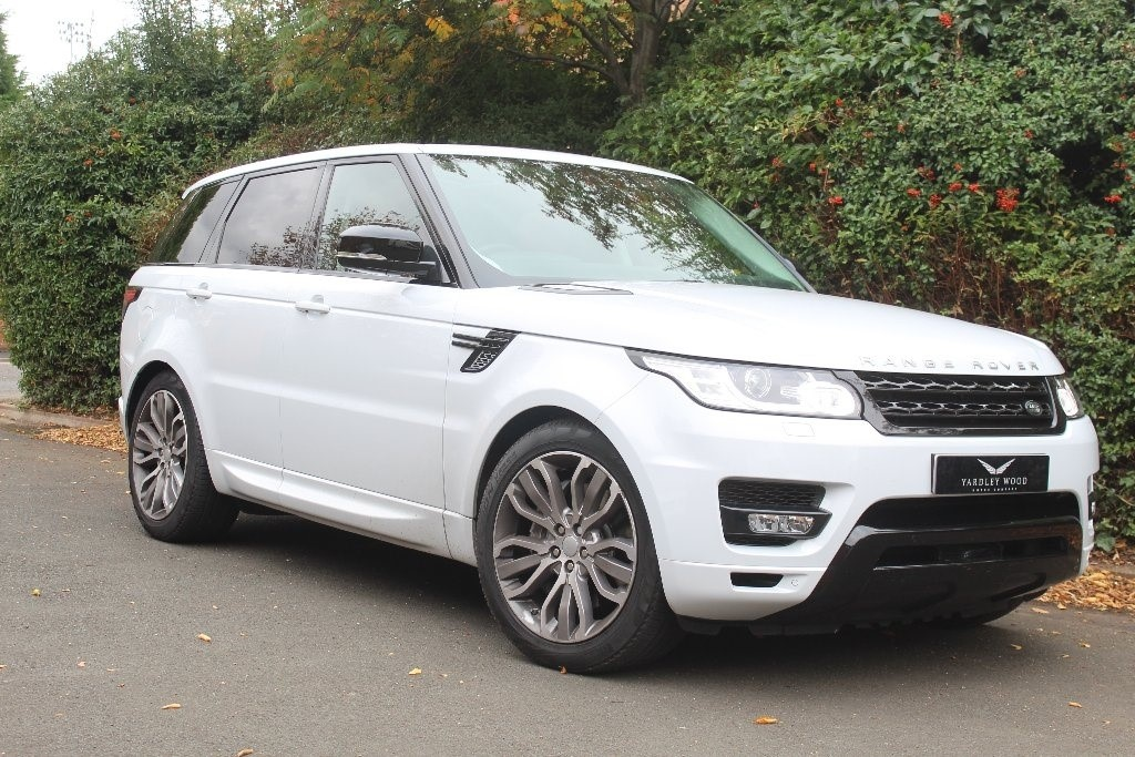 used Land Rover Range Rover Sport SD V6 HSE Dynamic 4X4 5dr (start/stop) in in-birmingham
