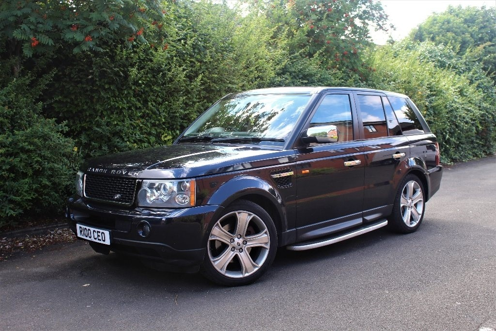 used Land Rover Range Rover Sport V8 HSE 5dr in in-birmingham