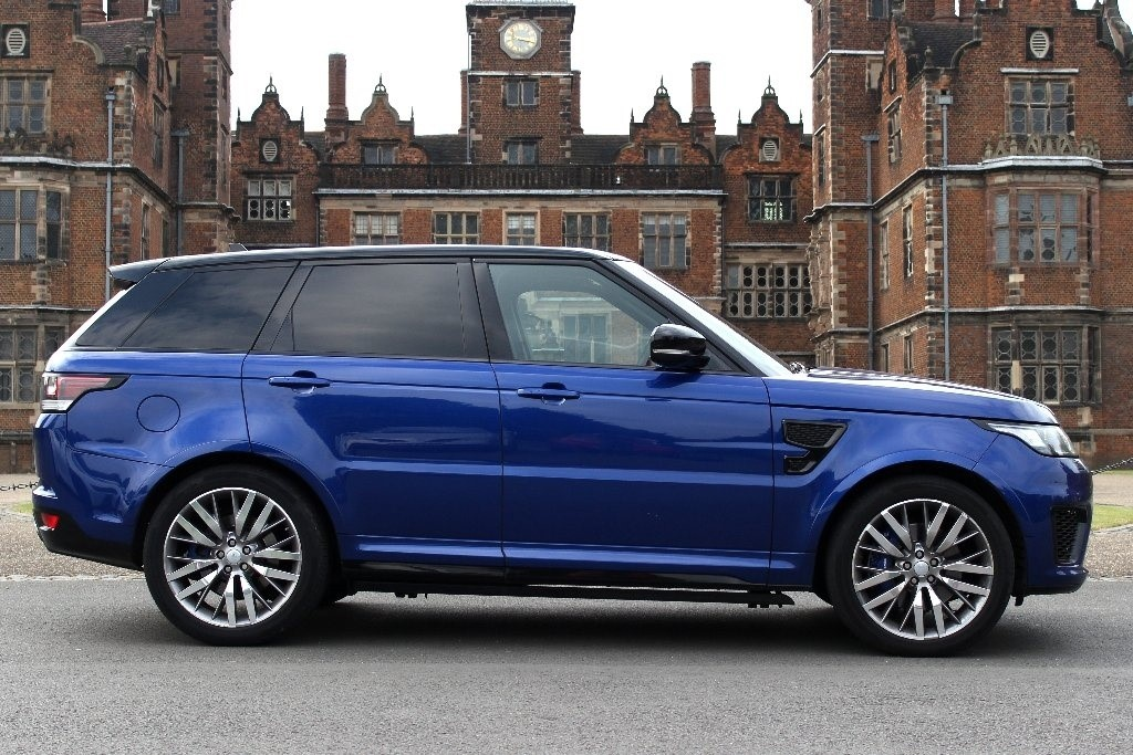 used Land Rover Range Rover Sport V8 Autobiography Dynamic 5dr (start/stop) in in-birmingham